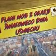 Wrocław: flash mob z okazji dnia uśmiechu