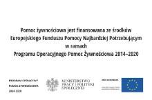 Inowrocław: pomoc żywnościowa
