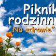 1/1 - Piknik rodzinny już w najbliższą niedzielę!
