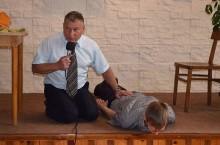 Kręgosłup nie musi boleć. Relacja z Klubu Zdrowia w Tarnowie