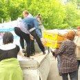 6/11 - Środki czystości dla mieszkańców Mokrego Dworu