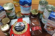 Konin: pomoc żywnościowa dla potrzebujących
