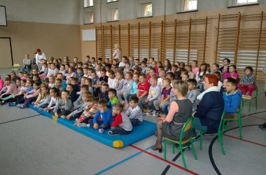 """""""Przygody Filipa"""" w Lądku Zdroju"""