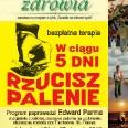 2/2 - Tarnów: rzuć palenie w 5 dni