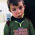1/5 - Historia 6-letniego irackiego chłopca Hodeifah