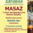 1/1 - Tarnów: W klubie zdrowia na temat masażu