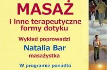 Tarnów: W klubie zdrowia na temat masażu