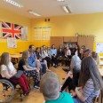2/2 - Międzynarodowa wizyta młodzieży w liceum w Wiśle