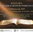 Wiadomości z Bydgoszczy: Historia Biblii i rozwoju piśmiennictwa