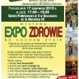 1/1 - Wiadomości ze Skoczowa - Expo zdrowie - 17 czerwca