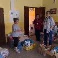2/5 - Pomoc wolontariuszy ChSCh z Płocka