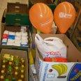 3/4 - Udział ChSCh w ogólnopolskiej zbiórce żywności
