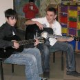 Pączki i gitara